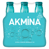 330 ml Akmina Limon Aromalı